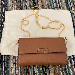 💛💛Lauren Ralph Lauren Tate CrossBody Bag